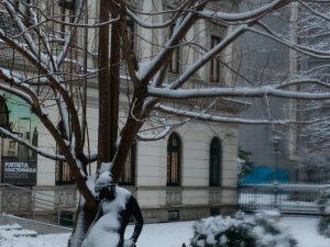 Winter in Bucarest