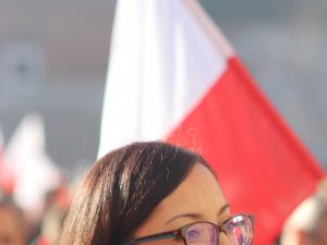 the day of independence of the century, Cracow, 11/11/2018